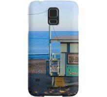 Malibu Beach Surf Shack Samsung Galaxy Case/Skin