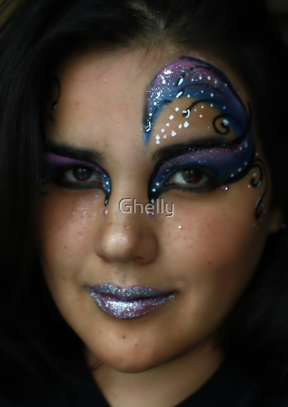 Color your fantasy by Ghelly