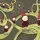 The Lovely Lemniscate by Amanda  Van Buren