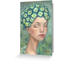 Dream Infusion Greeting Card
