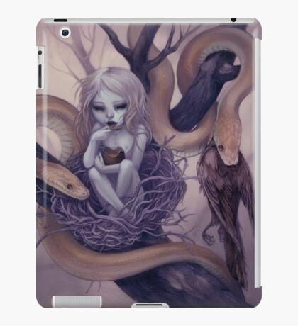 snake child iPad Case/Skin