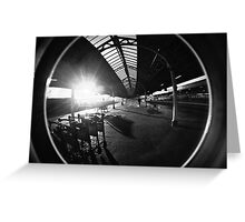 Bristol Temple Meads Greeting Card