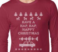 "Christmas Vacation ""Happy Christmas"" Long Sleeve T-Shirt"