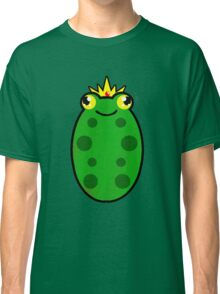 Frog Royalty Classic T-Shirt