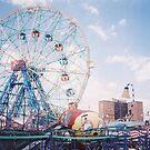 Coney Island by Christine Elise McCarthy