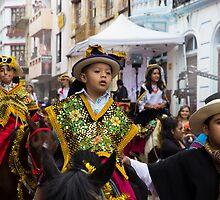 Cuenca Kids 628 by Al Bourassa