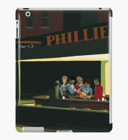 Phillies Star Trek iPad Case/Skin