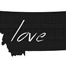 Love Montana by surgedesigns