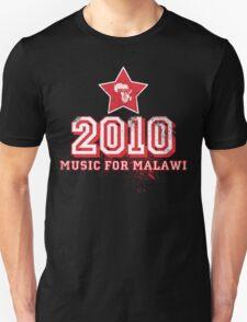 Old School Retro 2010 Red T-Shirt