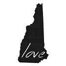 Love New Hampshire by surgedesigns