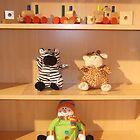 Toys child by KERES Jasminka