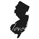 Love New Jersey by surgedesigns