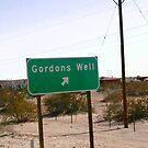 Gordons Well by WhiteDove Studio kj gordon