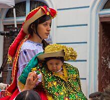 Cuenca Kids 629 by Al Bourassa