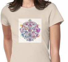 In The Moment Womens Fitted T-Shirt