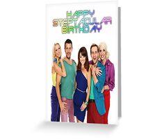 Steps Birthday Card - Group Greeting Card