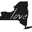 Love New York by surgedesigns