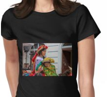 Cuenca Kids 629 Womens Fitted T-Shirt