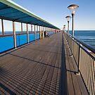 Boscombe Pier by Victoria Ashman