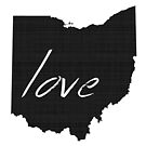 Love Ohio by surgedesigns