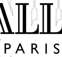 Ballin' Paris Sticker