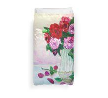 Bouquet-Still Life,02-20-2014 Duvet Cover