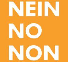 Thom Yorke – Nein No Non by dreamtee