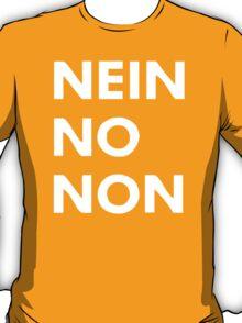 Thom Yorke – Nein No Non T-Shirt