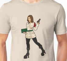 Barracks Duty Pin Up Unisex T-Shirt