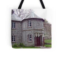 Built entirely of Flint Tote Bag