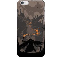 Blood Encounter iPhone Case/Skin