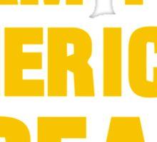 The Wire – I am the American Dream Sticker
