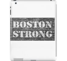 Boston Strong iPad Case/Skin