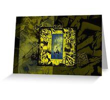 aura card  Greeting Card