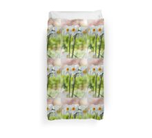 Happy Daffodils  Duvet Cover