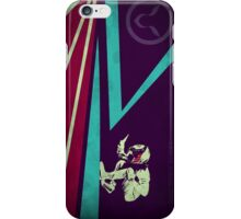 Lewis Hamilton Street Ray 2015 ©peewiedesigns iPhone Case/Skin