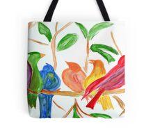 Gone Birding Tote Bag