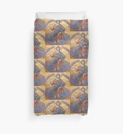 Resurrection to Heaven Duvet Cover