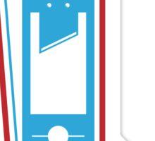 H-Town Football Sticker
