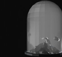 Mountain...in a Jar by daveypixel