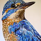 Kingfisher by Deborah Boyle