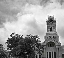 County Seat by Dana Harvey