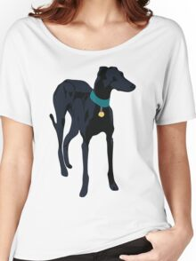 Galgo (Full Chest) Women's Relaxed Fit T-Shirt