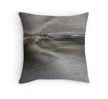 Sand Lights Throw Pillow