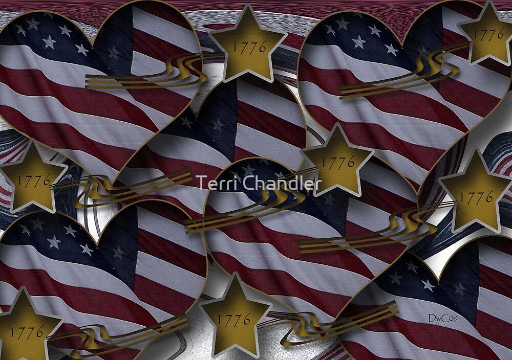 1776 America by Terri Chandler