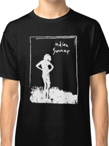 indian summer t-shirt emo screamo skramz Classic T-Shirt