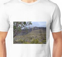 Rolling Fog in McKittrick Canyon Unisex T-Shirt