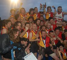 Espy Rockdogs 2009 Community Cup winners by TimChuma