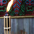 Tiki Flame by Toua Lee