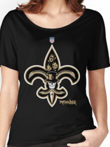 New Orleans Football Women's Relaxed Fit T-Shirt